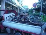 blitz biciclette albenga