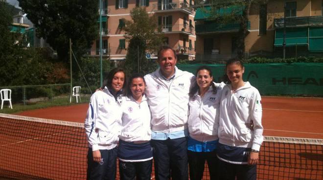 Circolo Golf&Tennis Rapallo serie B tennis
