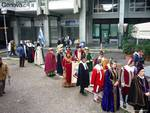 corteo storico genova