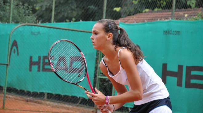 Cristiana Ferrando tennis