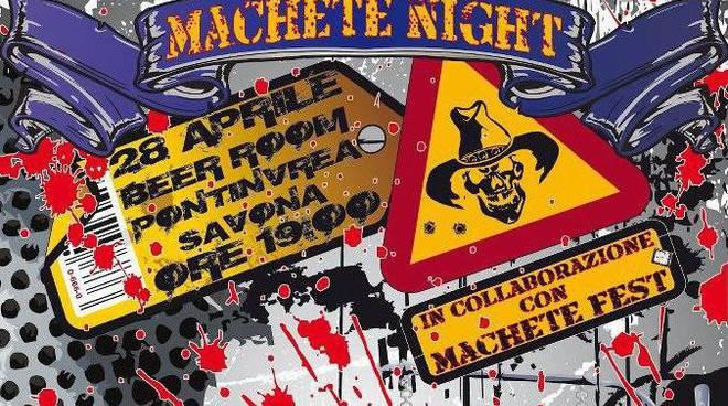machete night