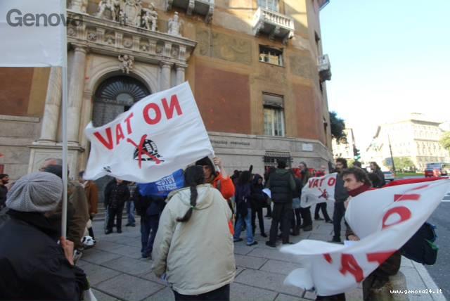 Manifestazione no tav