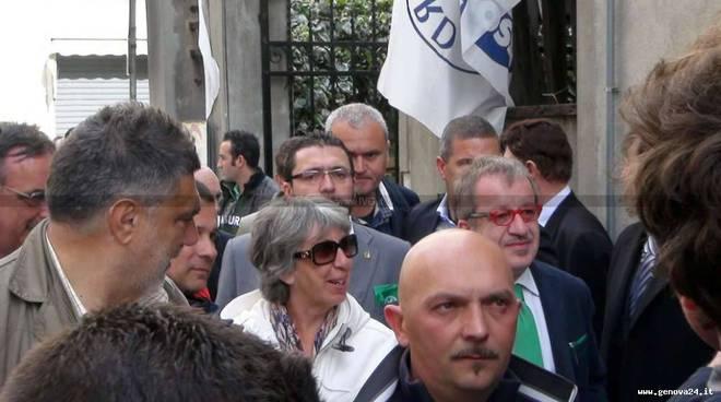 Maroni a Savona per congresso regionale