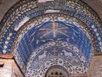 mosaico battistero albenga