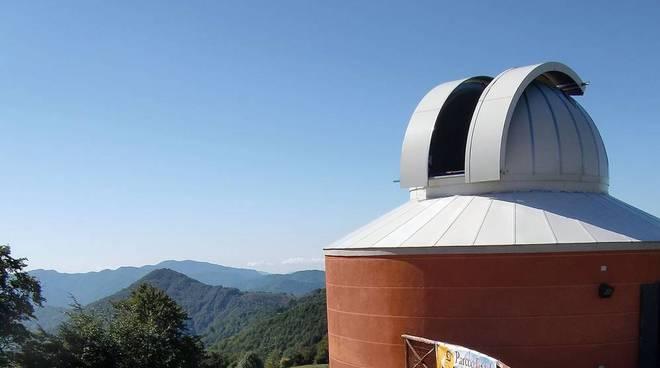 osservatorio monte antola