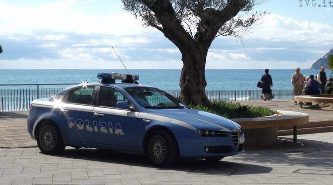Polizia Spiaggia Alassio