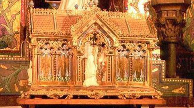 Reliquie di Bernadette Soubirous