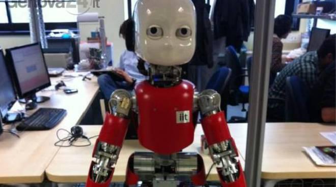 robot merkel IIT