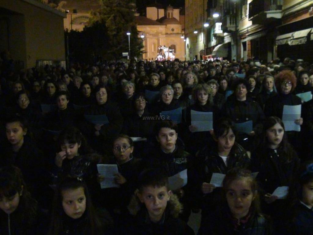 Savona - processione venerdì santo