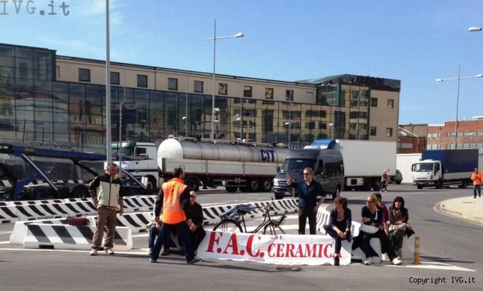 sciopero porto