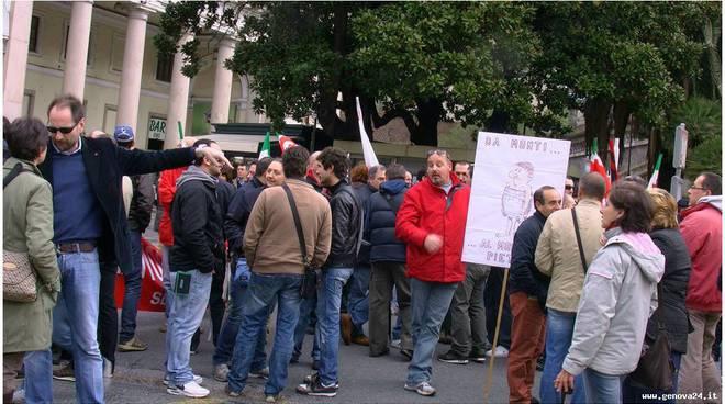 Poste, venerdì 4 novembre sciopero generale e corteo
