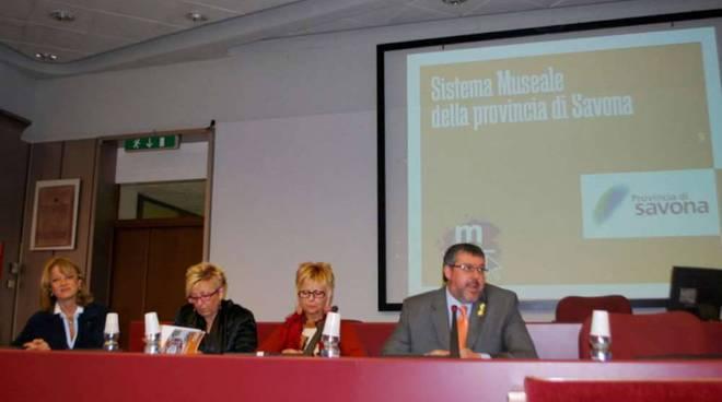 Sistema Museale della Provincia di Savona: presentata la nuova guida