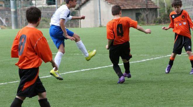 torneo di calcio giovanile di Casarza Ligure 2012