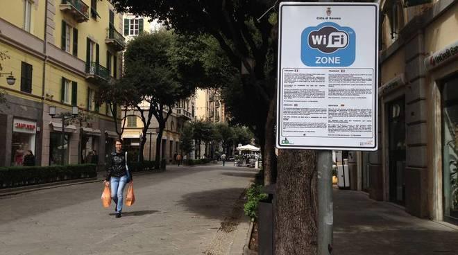 wifi piazza sisto