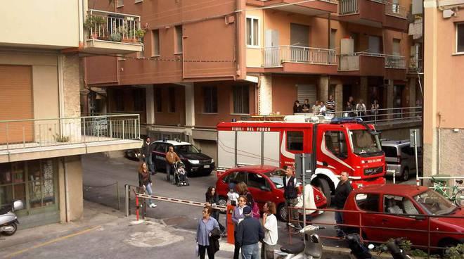 Anziana trovata cadavere Pietra piazza Bottaro