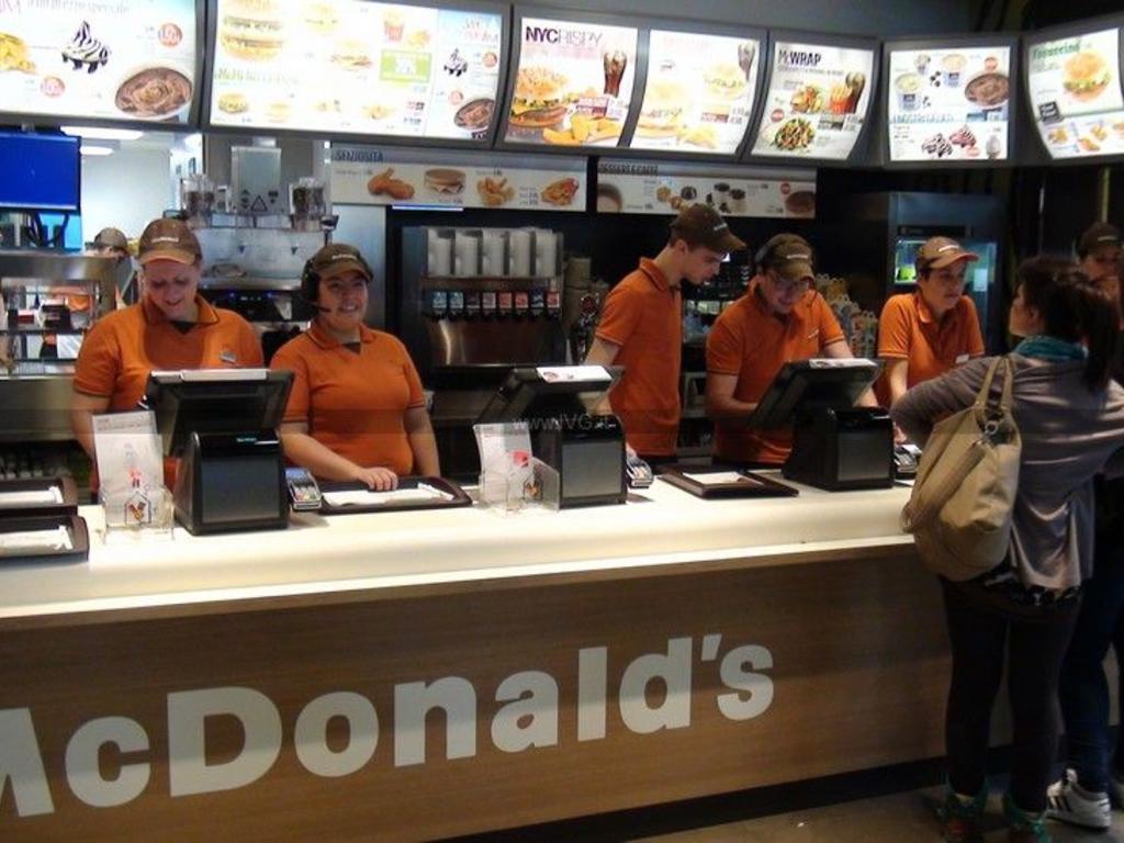 Apetura McDonalds Savona