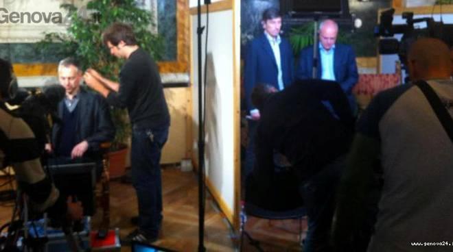 Ballottaggio tra Enrico Musso e Marco Doria