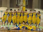 Basket, Under 15 maschile: l'Alassio