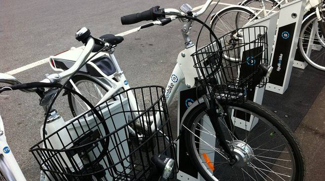 bike sharing sestri levante, lavagna