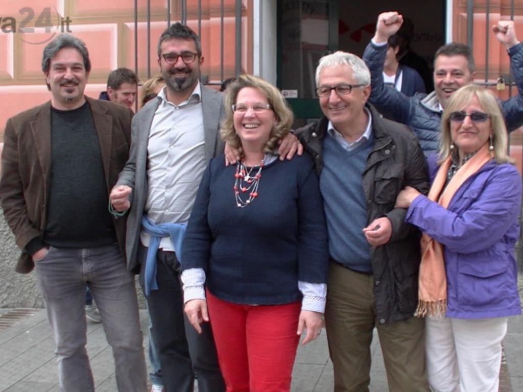biorci sindaco arenzano elezioni 2012