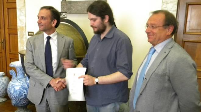 borsa premio Città di Savona