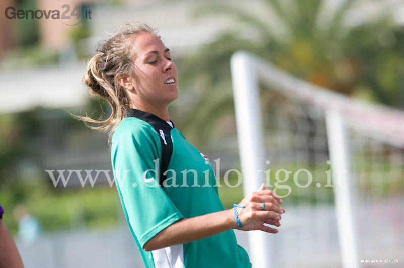 Calcio Femminile - Sestrese Vs Forli