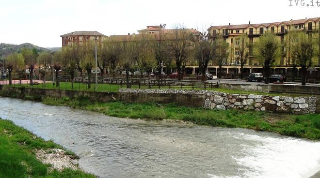 Calizzano panorama