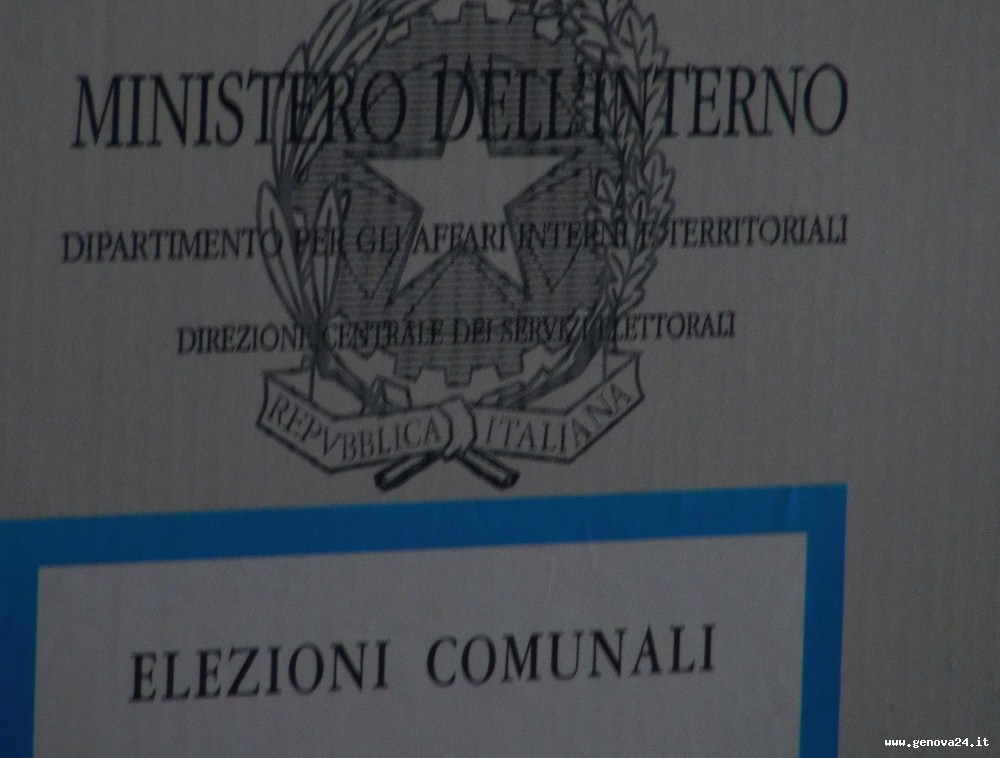 Elezioni amministrative 2012