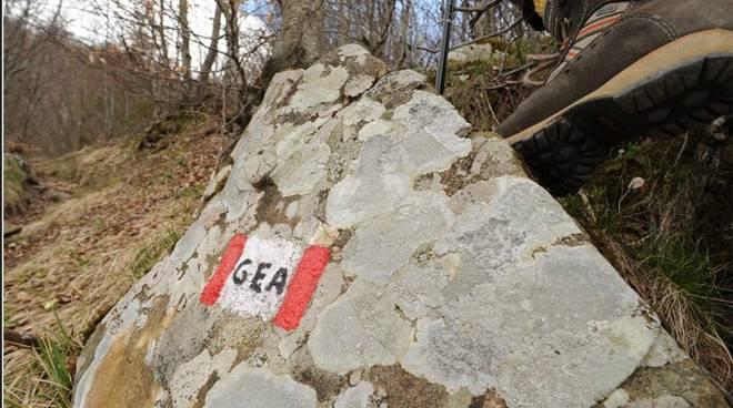 gea sentiero escursione