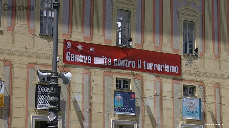 genova contro il terrorismo