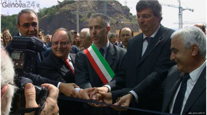 Inaugurazione Erzelli