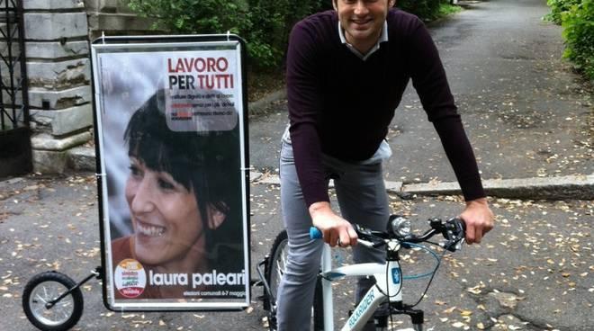 Laura Paleari ecobike