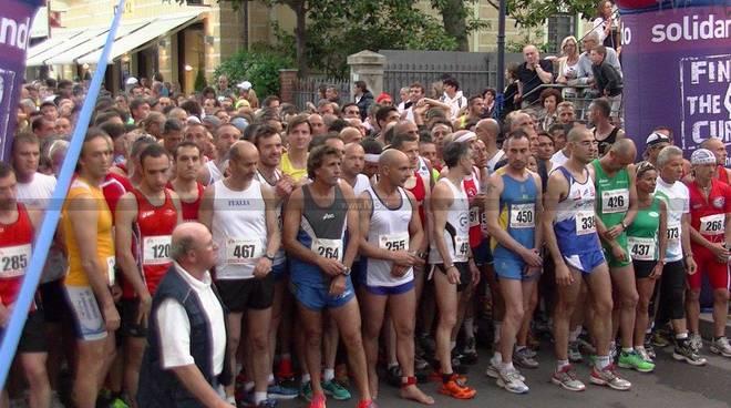 Mezza maratona di Alassio