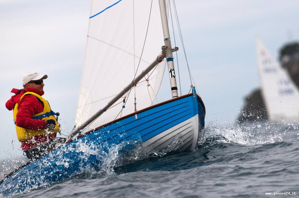 Paolo Viacava dinghy