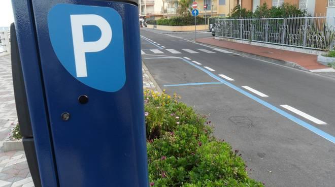 parcheggi lungomare albenga