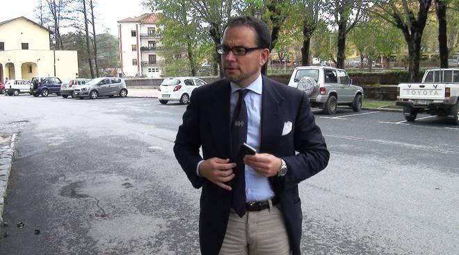 Pierangelo Olivieri, Calizzano