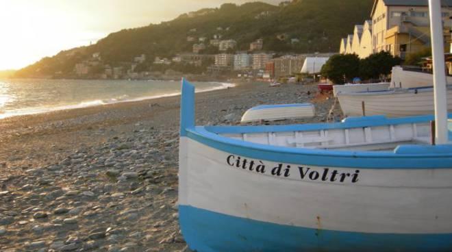 Spiaggia Voltri