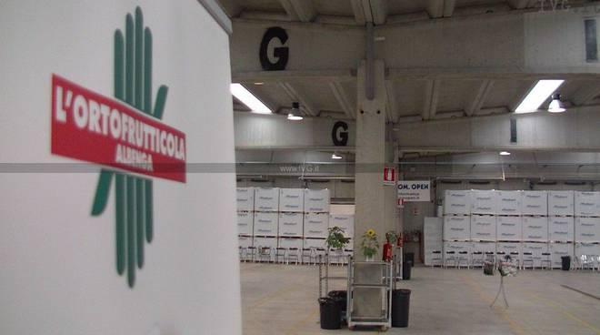 Albenga - inaugurazione Ortofrutticola