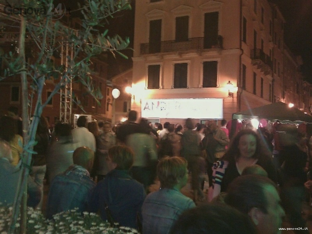 andersen festival 2012