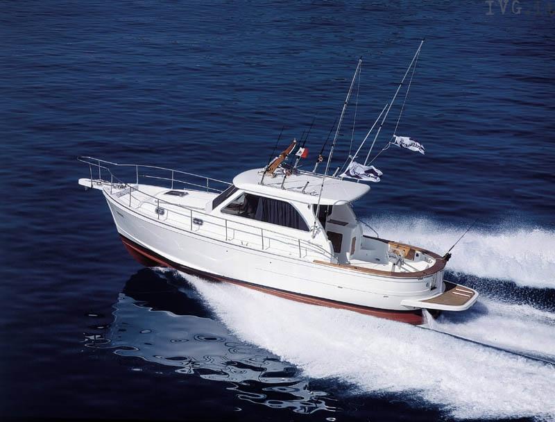 barca sciallino