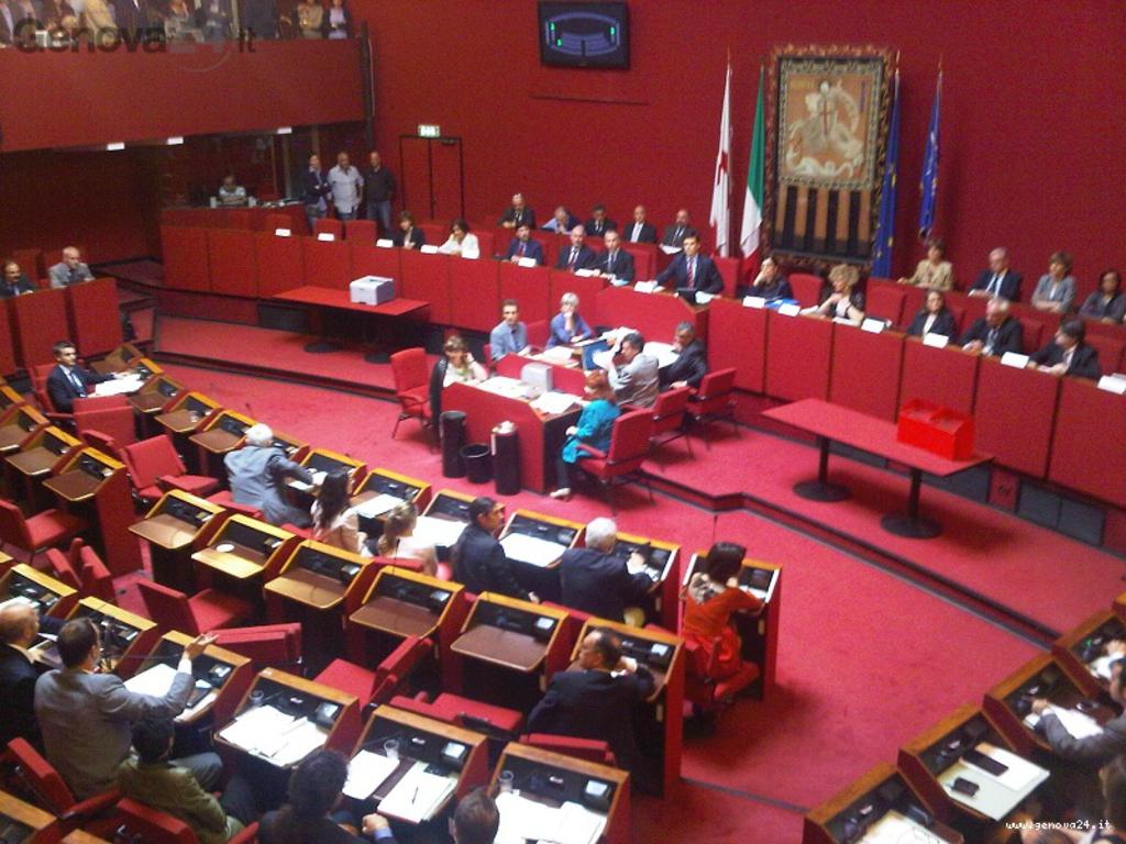 consiglio comunale doria