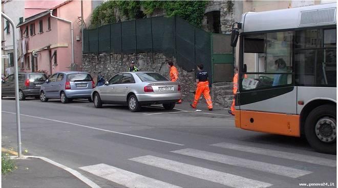 Genova - esercitazione fereggiano
