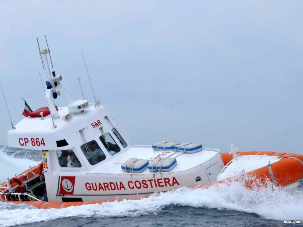 guardia costiera genova