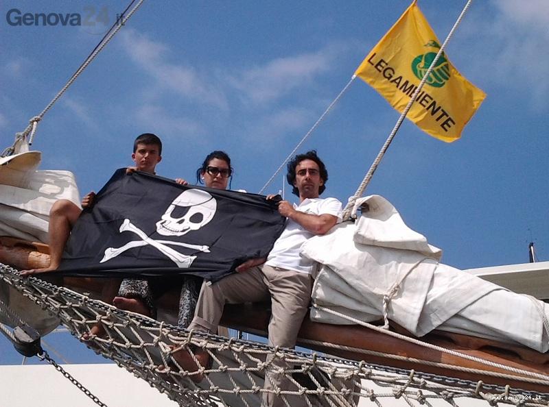 legambiente bandiere nere