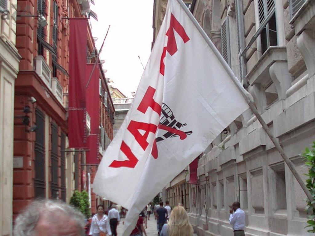 manifestazione no tav a Tursi 3