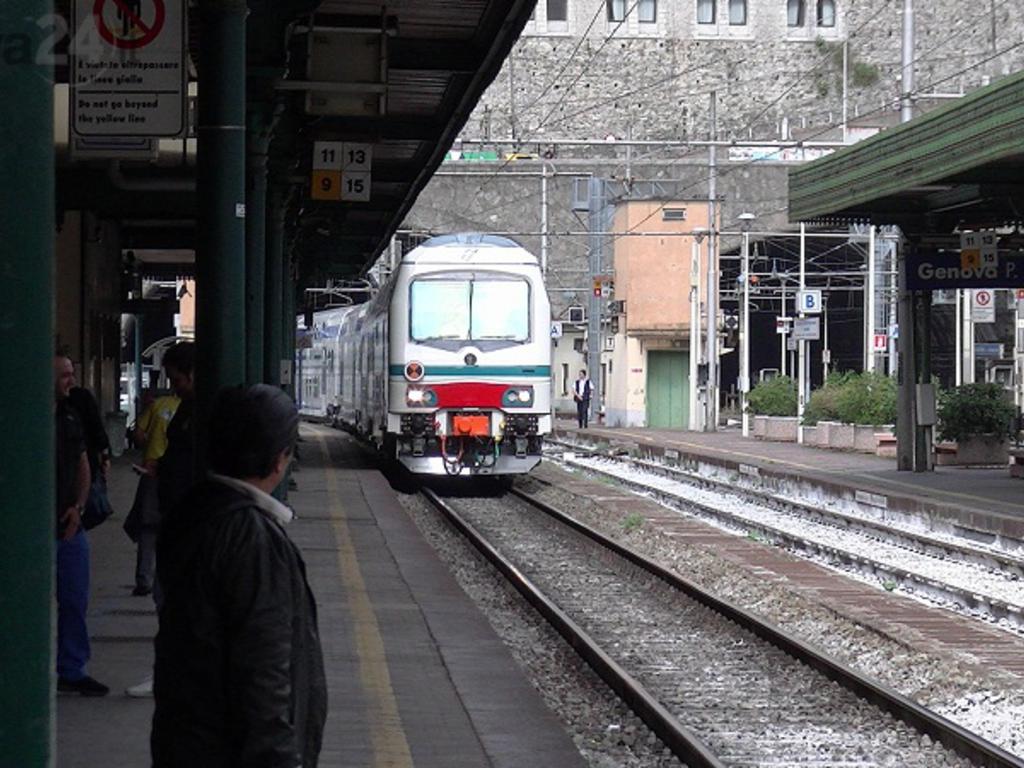 nuovo treno regionale