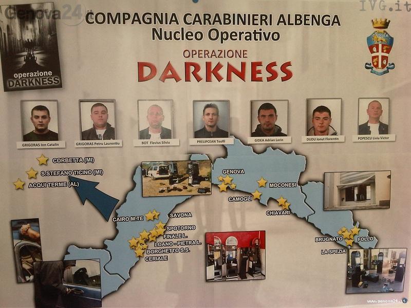 operazione darkness