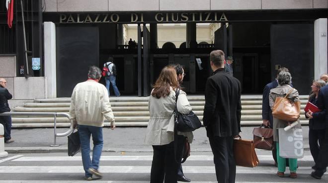 palazzo di giustizia - tribunale