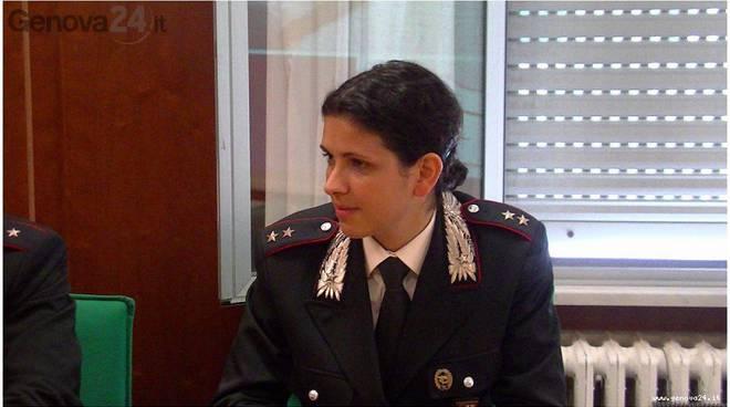 pasqualina frisio carabinieri 2