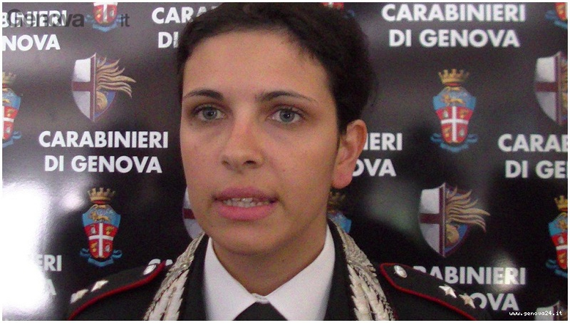 pasqualina frisio carabinieri